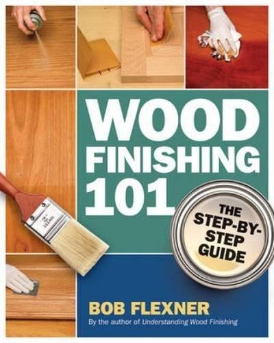 Wood Finishing 101 Step Step product image