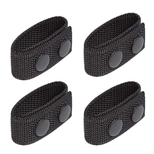 Blackhawk Nylon Belt Keepers - LUITON Duty Belt Keeper with Double Snaps for 2¼