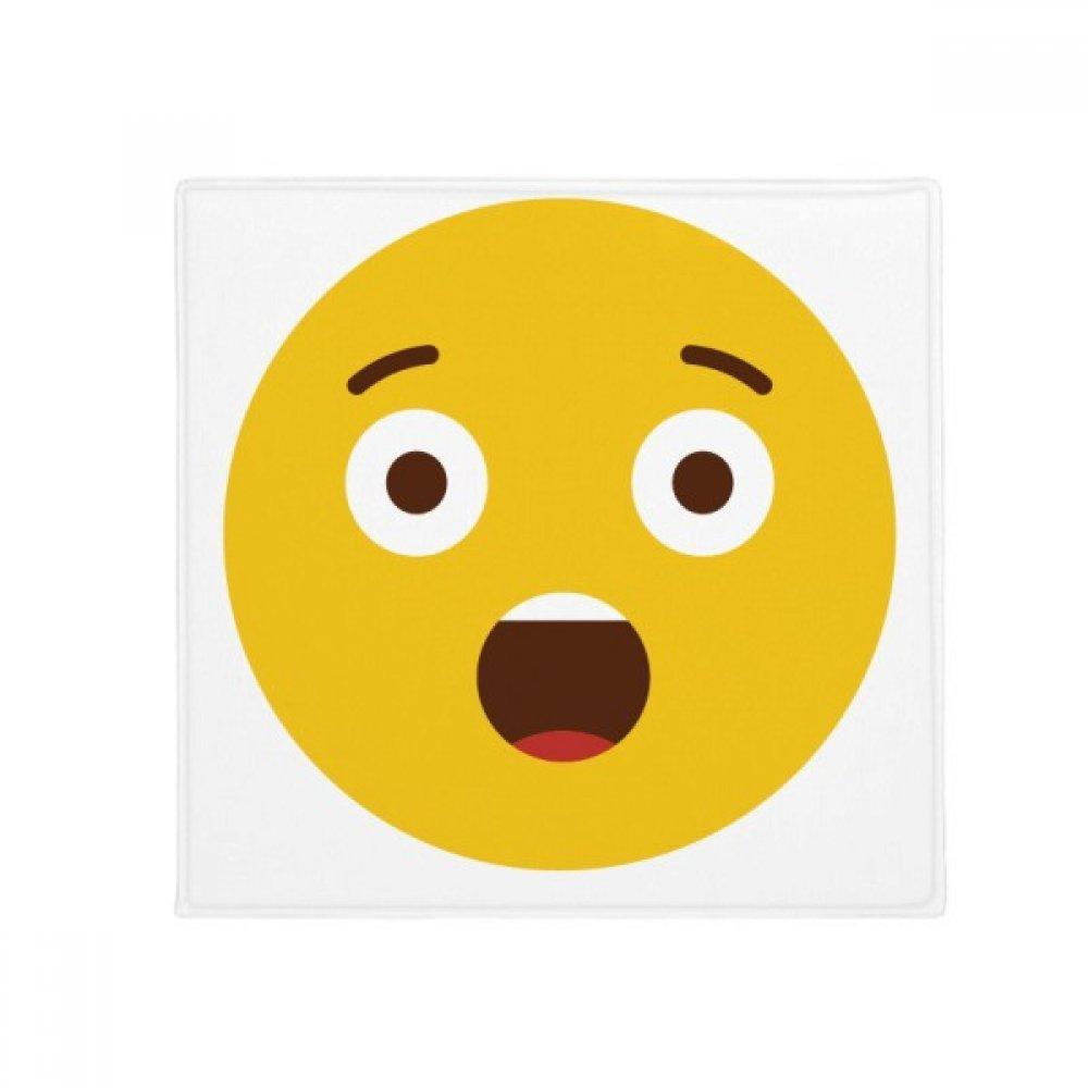 DIYthinker Shock Amazing Yellow Cute Online Chat Anti-Slip Floor Pet Mat Square Home Kitchen Door 80Cm Gift