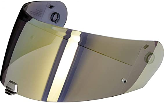 Dark Smoke HJC HJ-29 Pinlock-Ready Face Shield Replacement Anti-Scratch for RPHA 90 Helmets