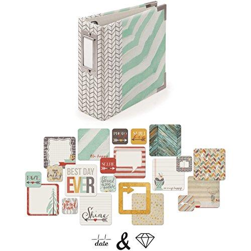 UPC 633356625100, We R Memory Keepers Instagram Kit, Shine