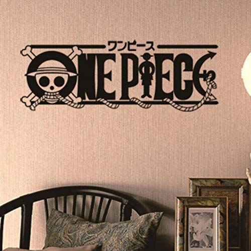wangpdp One Piece - Logo - Tatuajes de Pared - cómics y animación ...