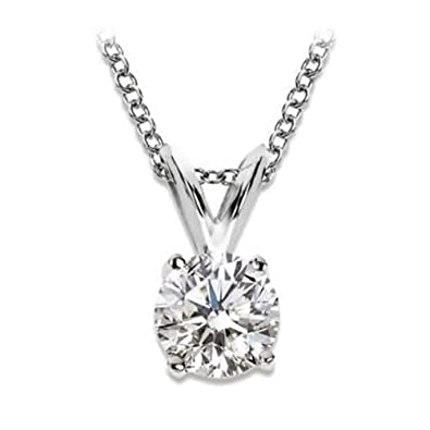 diamond necklace encordia pave forevermark pendant degem solitaire