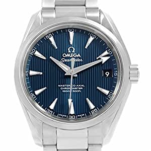 Omega Seamaster Automatic-self-Wind Male Watch 231.10.39.21.03.002 (Certified Pre-Owned)