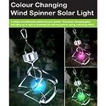 Globatek Colour Changing Saturn Wind...
