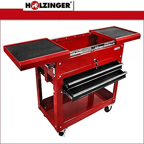 Holzinger Workshop Trolley Hww1002kg Amazon Co Uk Business Industry Science
