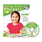 Sing and Learn Phonics, vol. 2 (Book with Audio CD) (Sing & Learn Phonics)