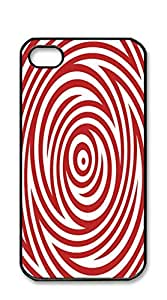 TUTU158600 Custom made Case/Cover/skin phone cases for iphone 4s - Dark streaks