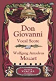 Don Giovanni Vocal Score, Wolfgang Amadeus Mozart, 048643155X