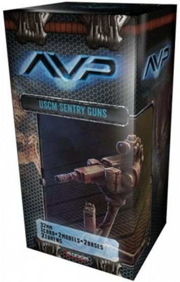 Ninja Division AvP Sentry Guns Board Game