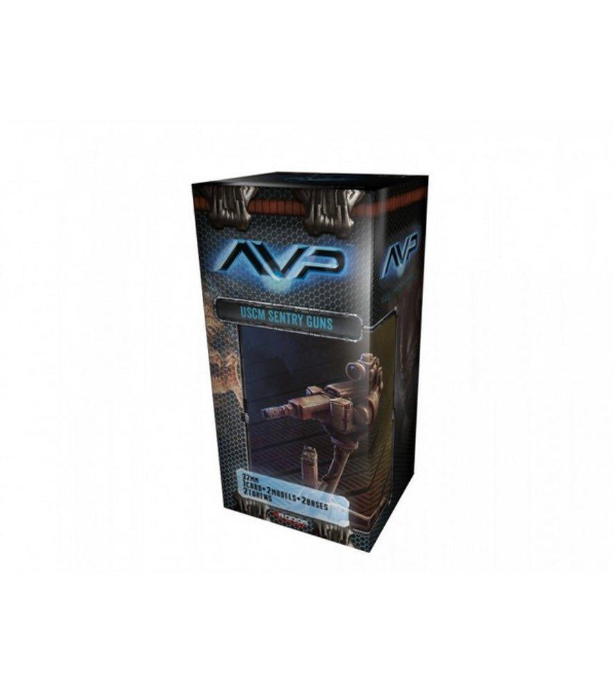 AvP Sentry Guns Board Game by Ninja Division: Amazon.es ...