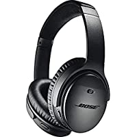 Bose QuietComfort 35 Series II Over-Ear Wireless Bluetooth Noise Cancelling Headphones with Microphone