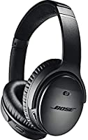 Bose QuietComfort 35 II Wireless Bluetooth Headphones, Noise-Cancelling, with Alexa voice control, enabled with Bose AR...