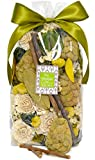 Manu Home Fall Anjou Pear Potpourri~12 oz Potpourri Bag filled with the Fresh scent of our exclusive Pear fragrance ~ Beautiful natural botanicals