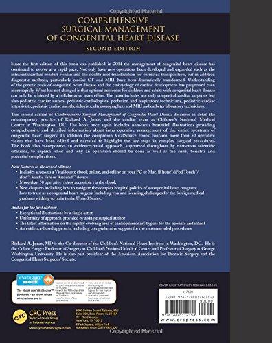 Comprehensive Surgical Management of Congenital Heart Disease - http://medicalbooks.filipinodoctors.org