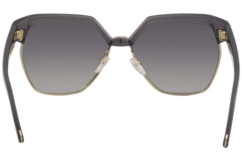 Chloe CE665S-036 Dark Grey CE665S Sunglasses at Amazon Mens ...