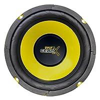 Sistema de bocinas con sonido de graves medianos de 6.5 pulgadas Pyle - Pro Loud Range Audio 300 vatios de potencia máxima con impedancia de 4 ohmios y 60-20 KHz Respuesta de frecuencia para el componente del automóvil Estéreo PLG64