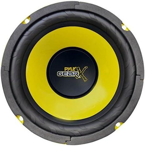 , 300 Watt Pyle B000FMPENQ Mittel Bass-Woofer 6,5 Zoll 16,5 cm