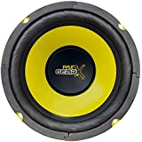 Pyle 6.5 Inch Mid Bass Woofer Sound Speaker System - Pro Loud Range Audio 300 Watt Peak Power w/ 4 Ohm Impedance and 60…
