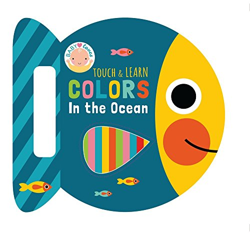 Colors In the Ocean (Touch & Learn Books)