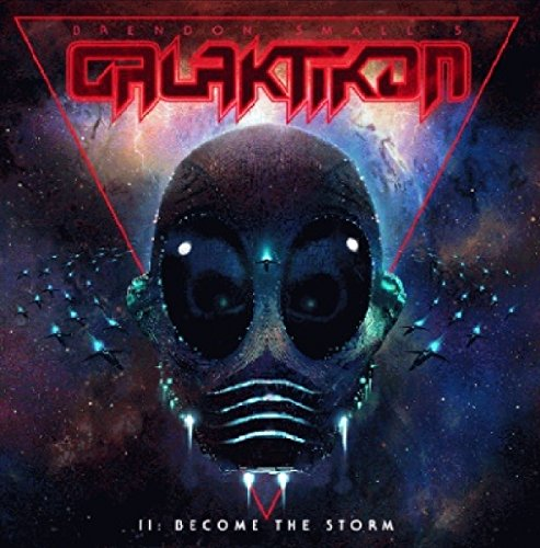 Brendon Small - Galaktikon II: Become The Storm (Two Sided, 2PC)