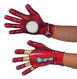 Marvel Men's Captain America: Civil War Iron Man Gloves, Multi, One Size
