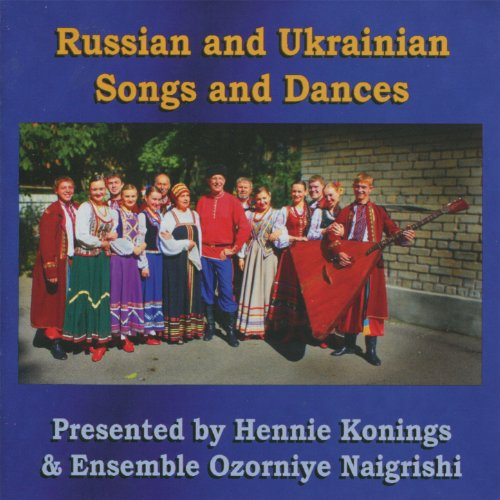 Russian and Ukranian Songs and Dances
