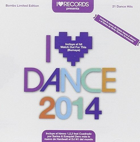 I Love Dance Gorgeous 25% OFF Various 2014