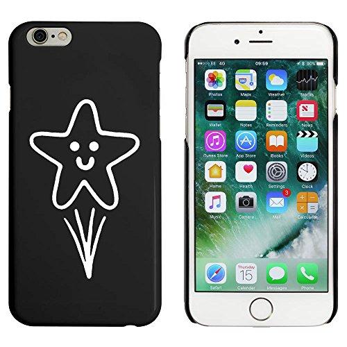 Noir 'Étoile Filante' étui / housse pour iPhone 6 & 6s (MC00088276)