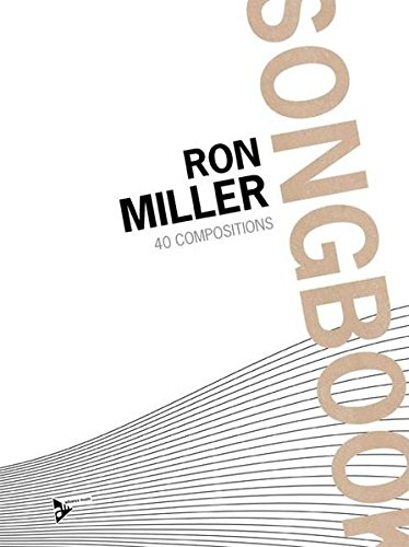 Ron Miller Songbook: 40 Compositions (Advance Music): Amazon ...