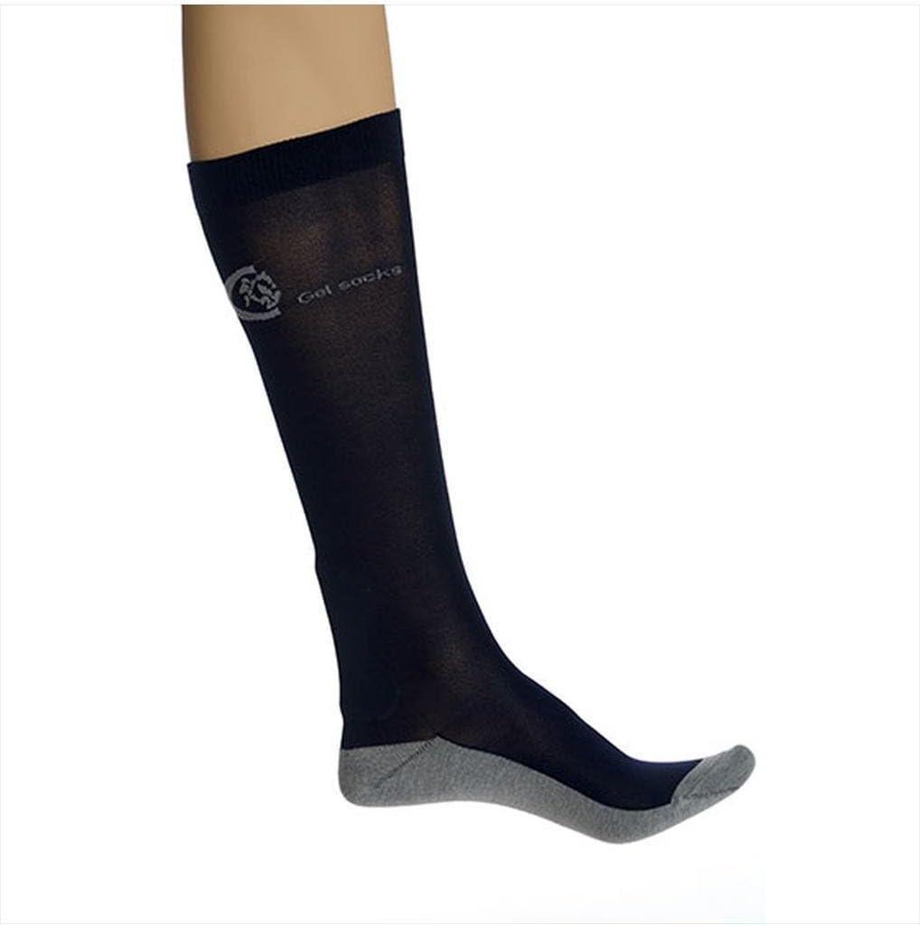 36//41 navy Achilles Gel Socks Kentucky