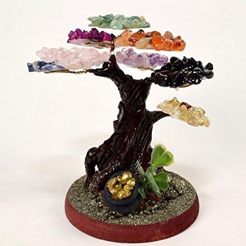 "2/""-3/"" Peru Aventurine gemstone tree"