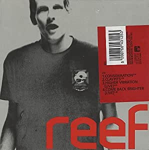 Reef Consideration Cd Single W Unrelease Amp Live Tracks