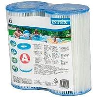 Intex 29002 - Cartucho para filtros para piscinas