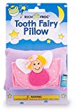 """Rich Frog Fairy Tooth Fairy Pillow and Tooth Keepsake, Peach - 4"""""""