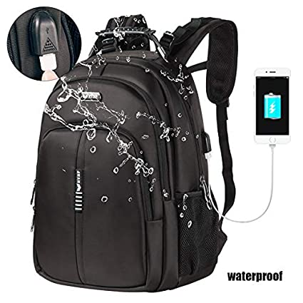 9f401bb1f1 Amazon.com  EYBF Laptop Backpack
