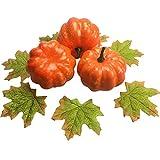 Small Artificial Foam Fake Pumpkins Outdoor