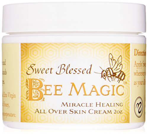 Medicine Mamas Apothecary Sweet Blessed Bee Magic Cream  2 Ounce