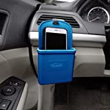 FH Group FH3022DARKBLUE Dark Blue Silicone Car Vent Mounted Phone Holder