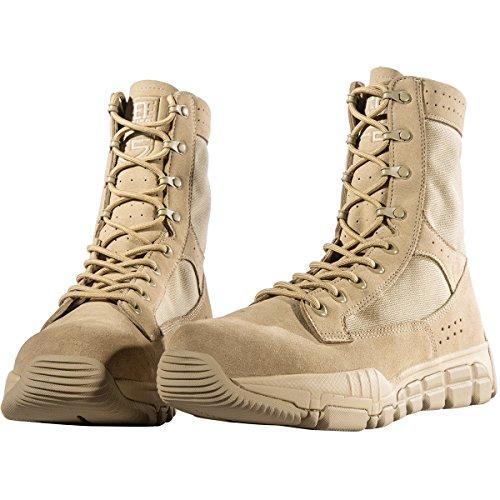 Military Desert Boots - 3