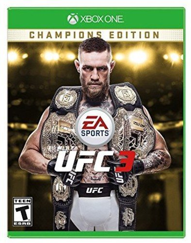 EA SPORTS UFC 3 Champions Edition - Xbox One by Electronic Arts