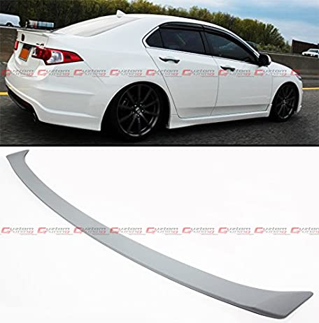 Amazon 2009 2014 acura tsx euro raccord factory sport flush 2009 2014 acura tsx euro raccord factory sport flush fit rear trunk sciox Images