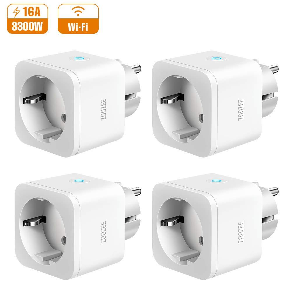 Presa Intelligente WiFi 16A Smart Plug Zoozee