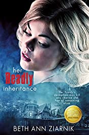 Her Deadly Inheritance (Jill Shepherd Suspense Book 1)