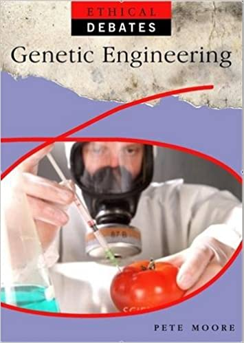 Book Genetic Engineering (Ethical Debates)