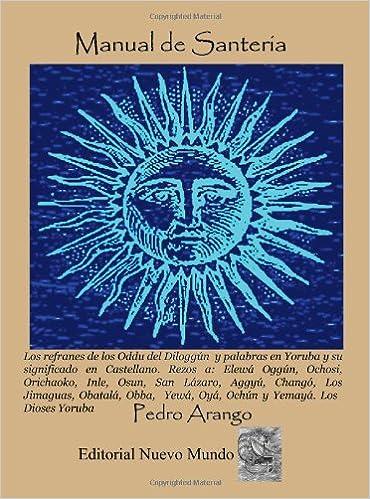 Manual de Santería, de Pedro Arango