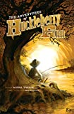 img - for The Adventures of Huckleberry Finn with Illustrations by Eric Powell book / textbook / text book
