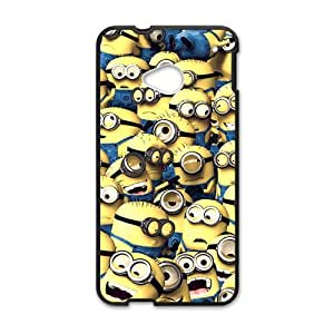Happy Minions Cell Phone Case for HTC One M7