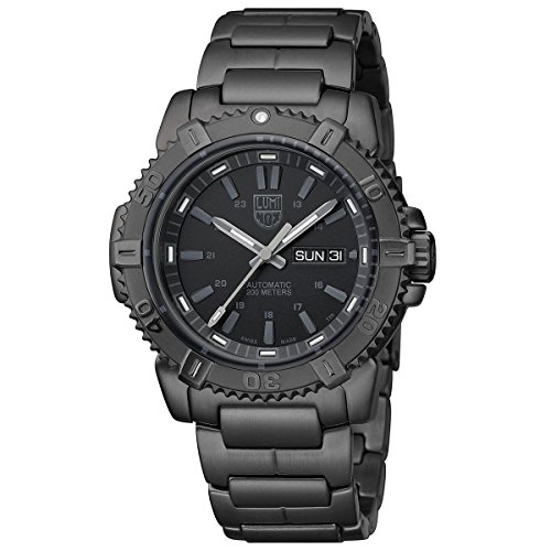 Luminox-Modern-Mariner-Black-Dial-Black-PVD-Stainless-Steel-Mens-Watch-6502BO