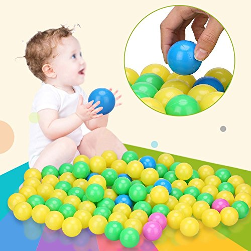 25 pcs Soft Plastic Colorful Children Kids Secure Ocean Balls Baby Pits Swim Toys 5cm Kid Ocean Ball price